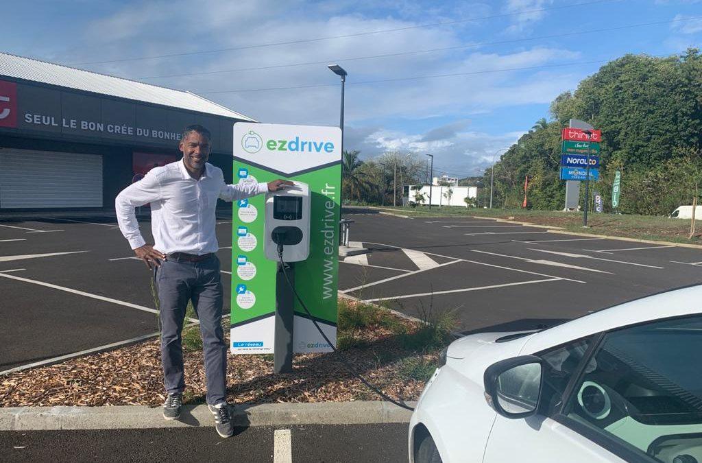 Ezdrive – Notre solution à la transition énergétique – Guadeloupe, Guyane, Martinique